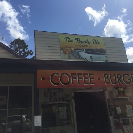 The Rusty Ute Cafe - Accommodation Brisbane