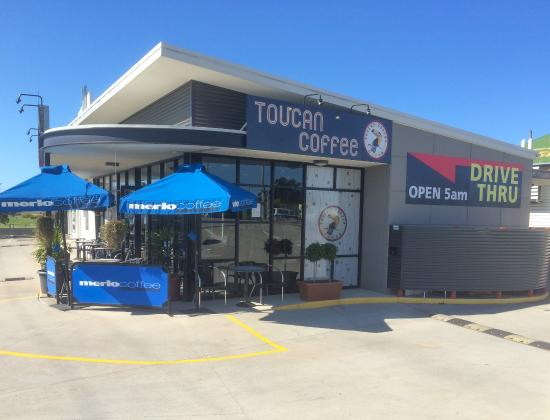 Toucan Coffee - Accommodation Brisbane