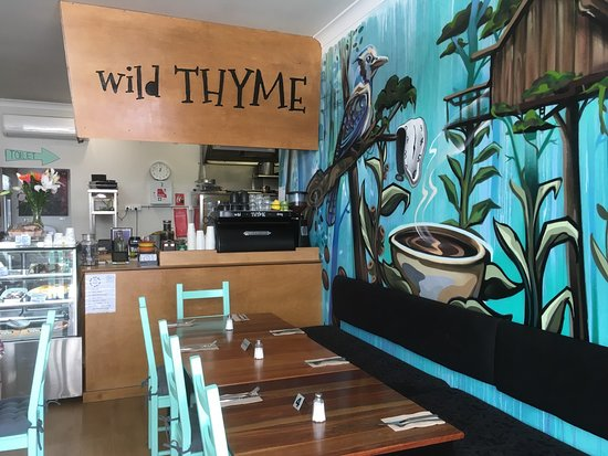 Wild THYME Dining - Accommodation Brisbane