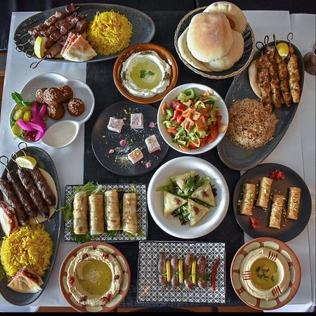 Zikrayat Lebanese Cuisine - Accommodation Brisbane