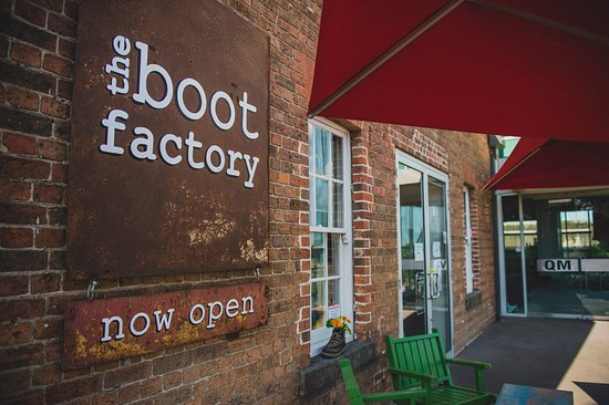 The Boot Factory - Accommodation Brisbane