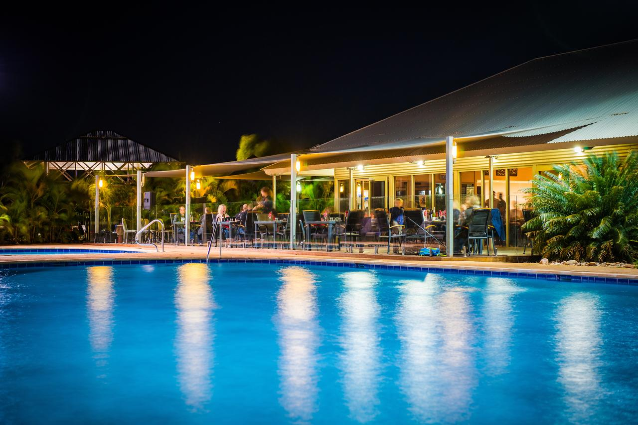 Exmouth Escape Resort - Accommodation Brisbane