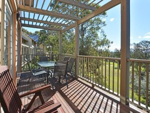 Villa Prosecco located within Cypress Lakes - Accommodation Brisbane