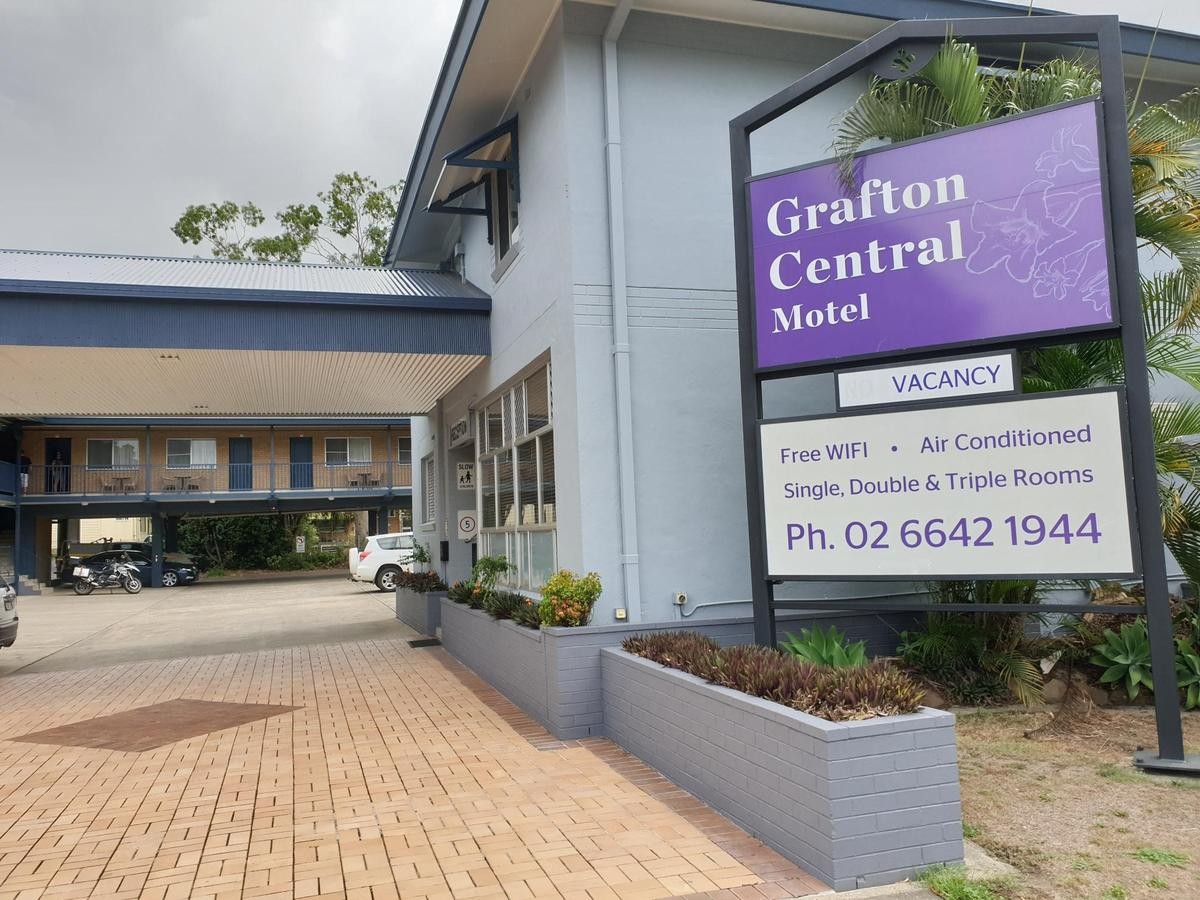 Grafton Central Motel - Accommodation Brisbane