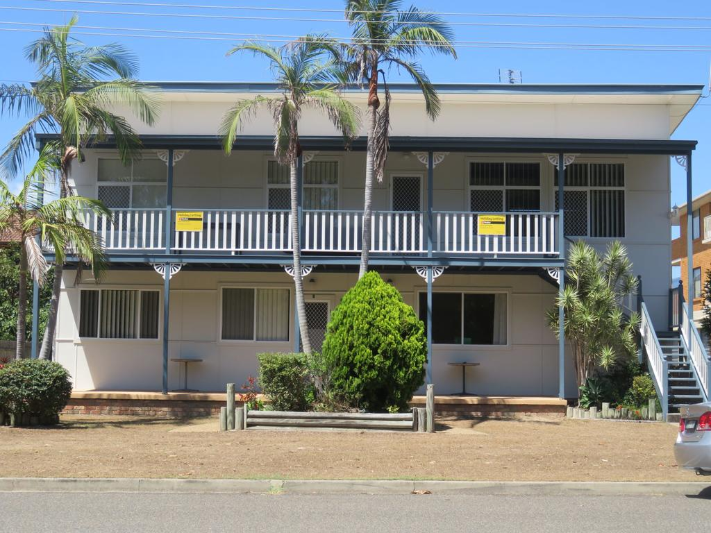 Cabenay 3 - VIEWS ACROSS THE PARK - Accommodation Brisbane