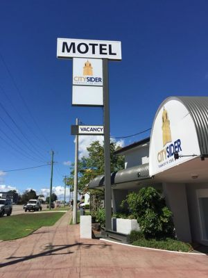 City Sider Motor Inn - Accommodation Brisbane