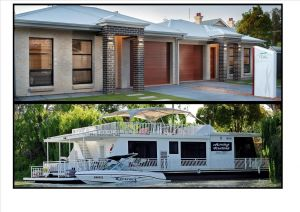 Renmark River Villas and Boats  Bedzzz - Accommodation Brisbane
