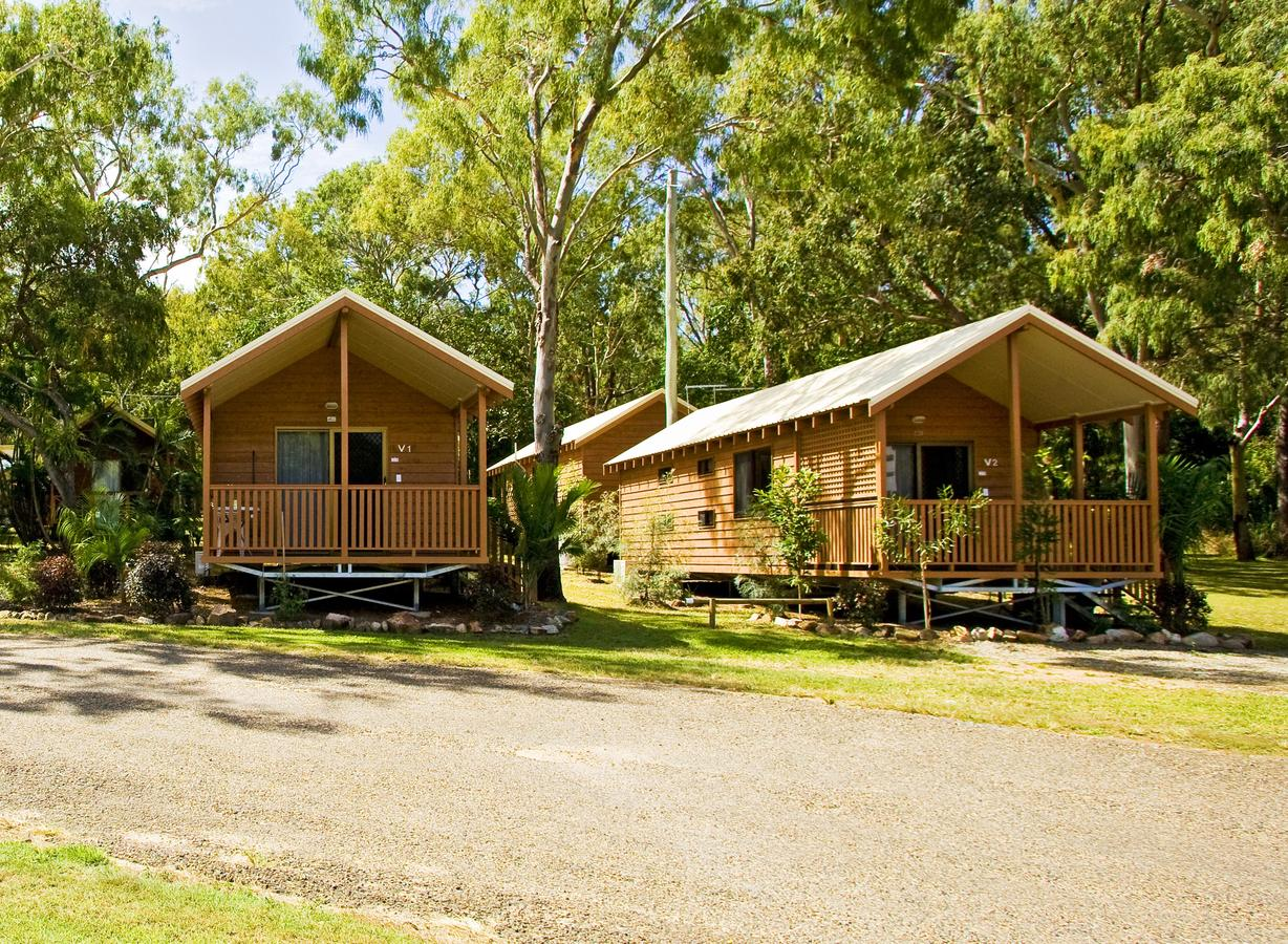 Captain Cook Holiday Village 1770 - Accommodation Brisbane