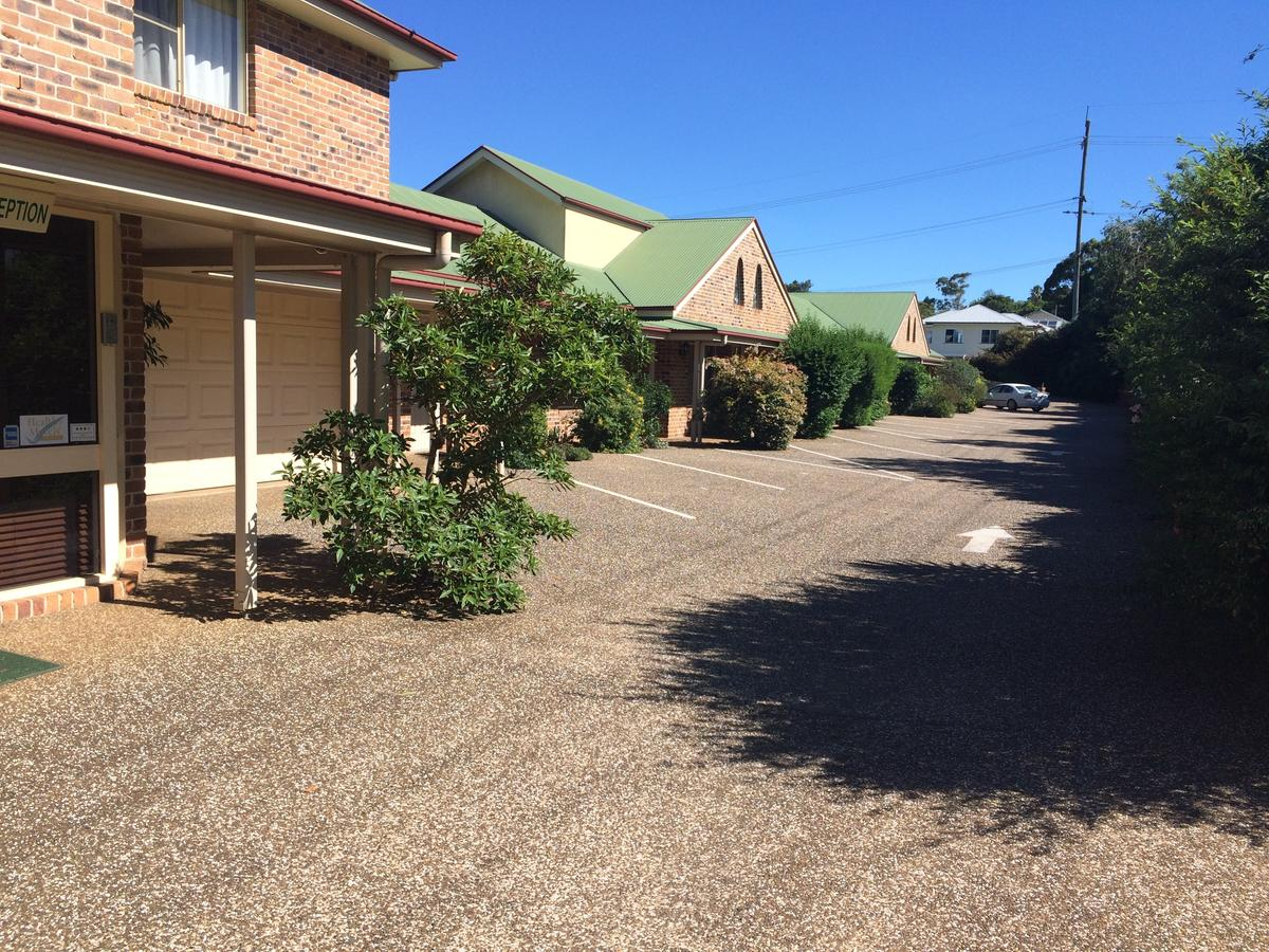 Country Gardens Motor Inn - Accommodation Brisbane