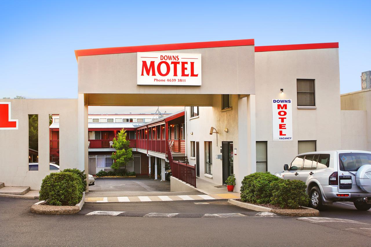 Downs Motel - Accommodation Brisbane