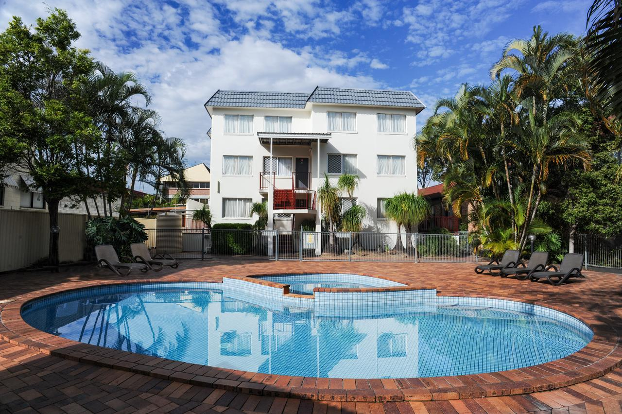 Earls Court Motel  Apartments - Accommodation Brisbane