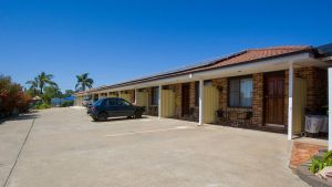 Aalbany Motel Narrabri - Accommodation Brisbane