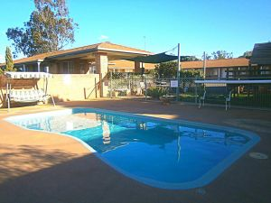 Aaron Inn Motel - Accommodation Brisbane