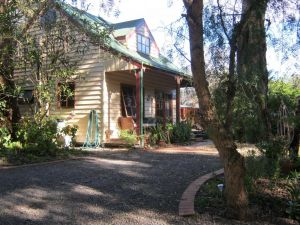 Ballarat cottages incorporating yarrowee cottage and Admirals cottage - Accommodation Brisbane