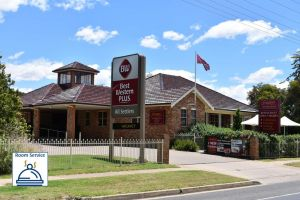 Best Western Plus All Settlers Motor Inn - Accommodation Brisbane