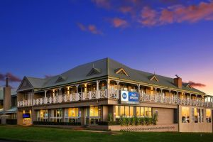 Best Western Sanctuary Inn - Accommodation Brisbane